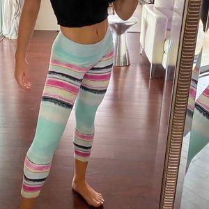 Ivivva/Lululemon Kids Workout Leggings